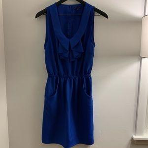 GAP bright blue dress
